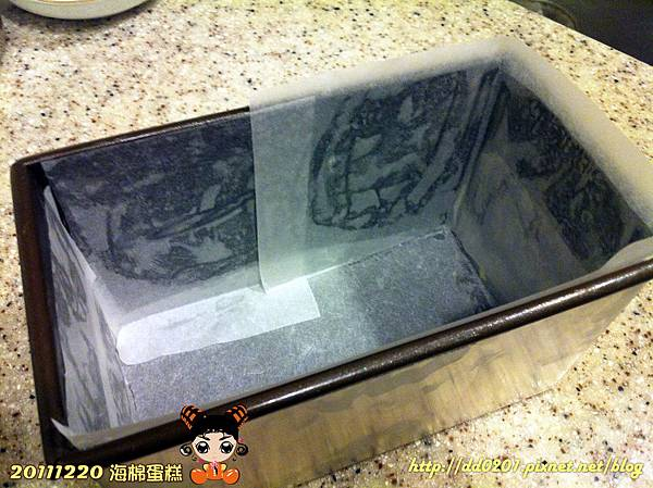 DIY基礎海棉蛋糕