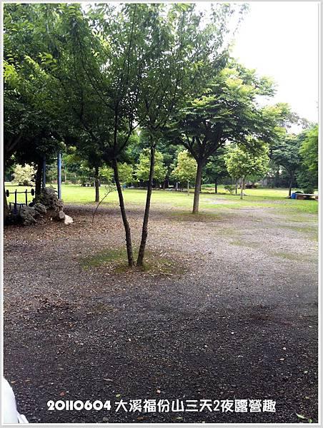 20110604大溪福份山露營