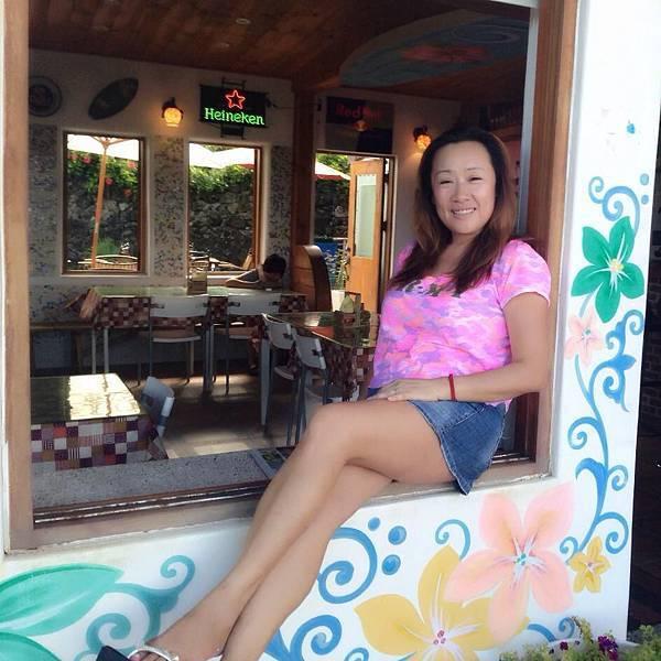 20130907海洋玫瑰沙灘小酒館
