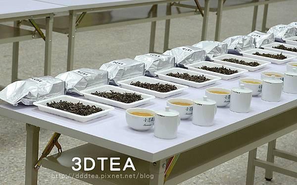 北埔東方美人茶比賽