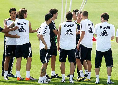 Sergio Ramos,Sami Khedira,Iker Casillas