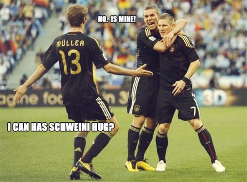 Thomas muller,Lukas Podolski,Bastian Schweinsteiger