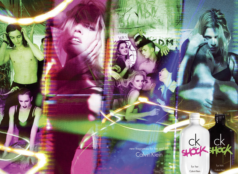 Aaron Frew, Ian Mellencamp, Rob Evans & Yuri Pleskun by Steven Meisel for CK One Shock Fragrance Campaign.jpg