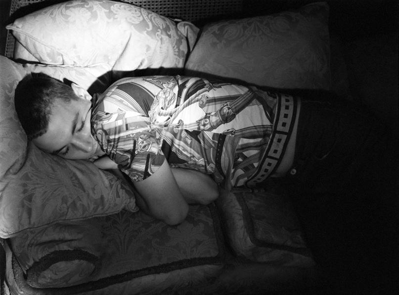 sleep yuri