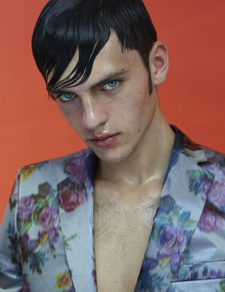 Silviu Tolu in Citizen K Magazine.  ph Driu+Tiago