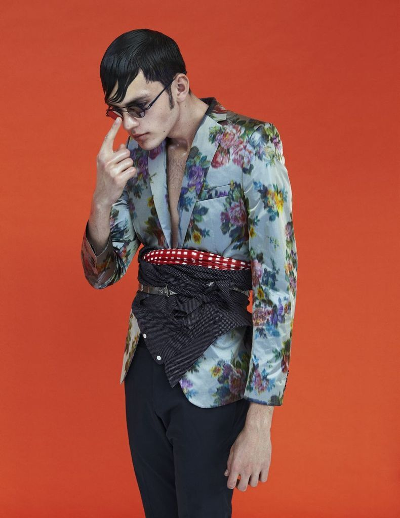 Silviu Tolu in Citizen K Magazine.  ph Driu+Tiago2