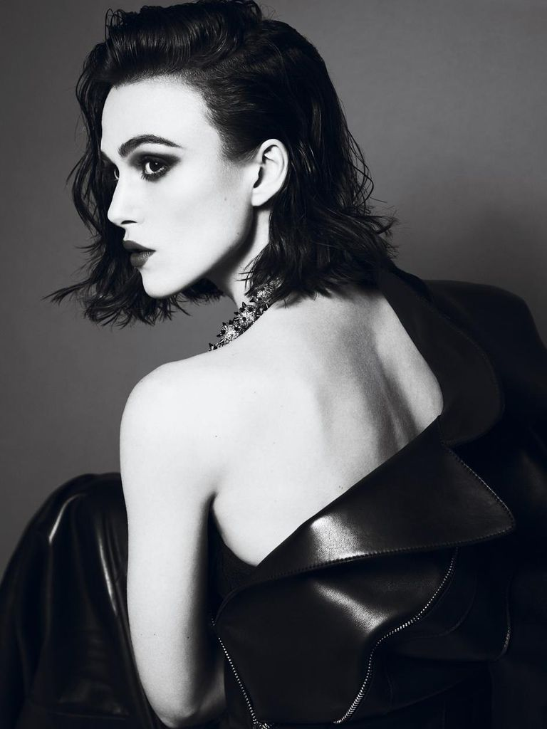 Keira Knightley for Interview Mag. by Mert & Marcus5