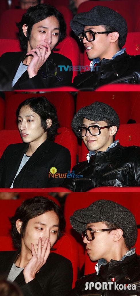 李赫秀 and GD