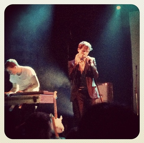 Citizens! live @ the El Rey Theatre, LA2