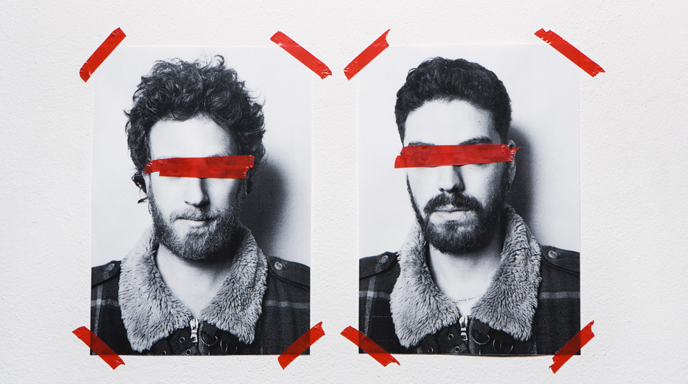 Red Axes 2014 photography Michael Topyol