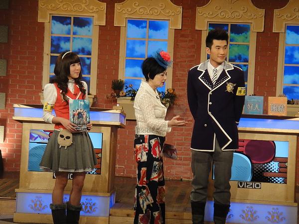 萌學園宣傳第一站~百萬小學堂(好像6月18號播唷)