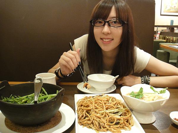 在香港的最後一頓晚餐~還是好好吃呀!!