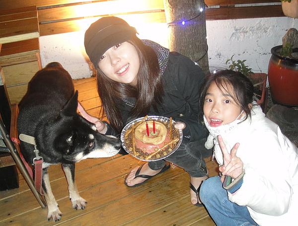 11月3號,是我家妹妹和小小的生日!!