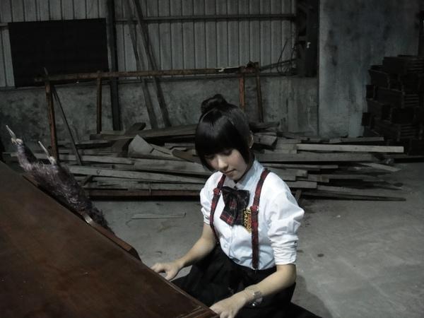 乃榮的古董鋼琴~超帥氣