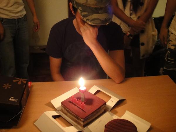 艾瑪的生日~~