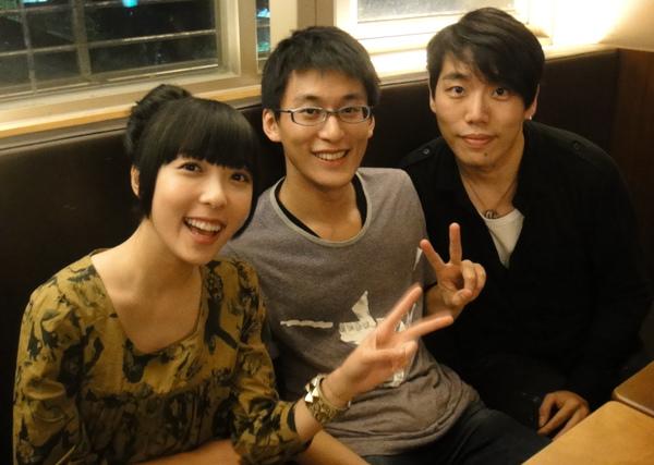 我,賴冠和小宋~