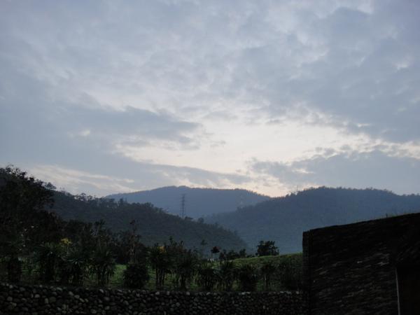 2009年12月29號收工之後的天空~