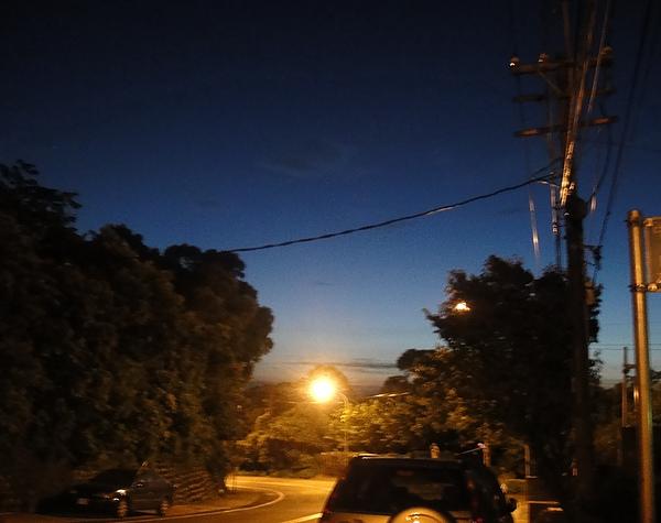 9月3號晚上~出發去大河岸~