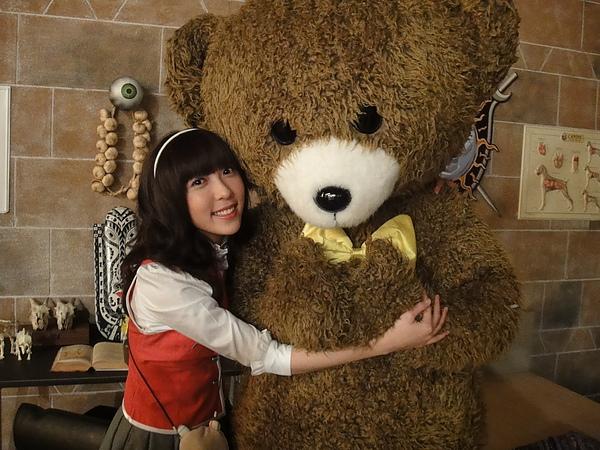 我和我的熊兒~