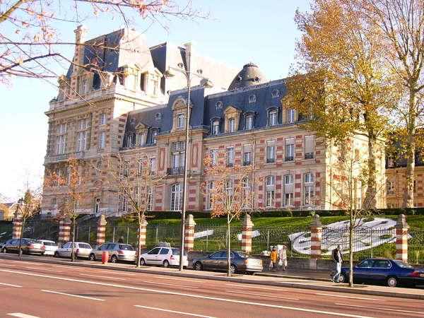 凡爾賽宮外圍