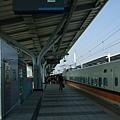 嘉義的高鐵站