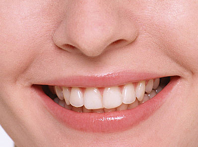 漂亮的牙齒