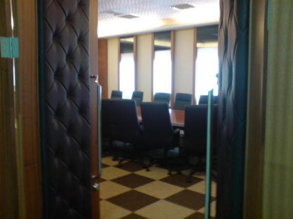 對外會議室 - 門口