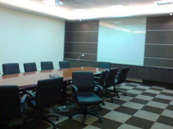 對內的會議室