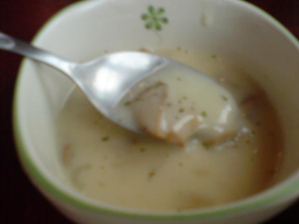 很稠的濃湯