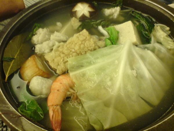 白酒蛤蠣鍋