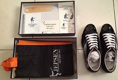 JEPSEN/吉普森鞋