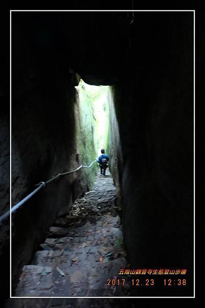 20171223五指山觀音寺生態登山步道 (32)