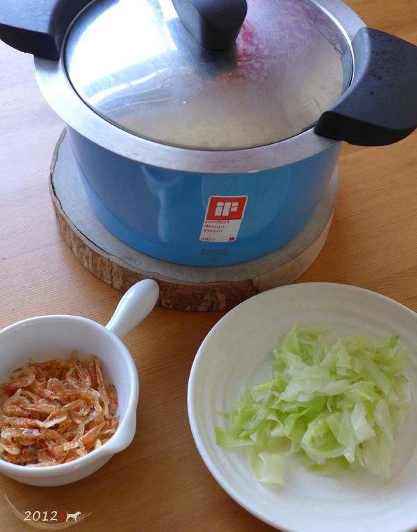 20121111_櫻花蝦炊飯-06
