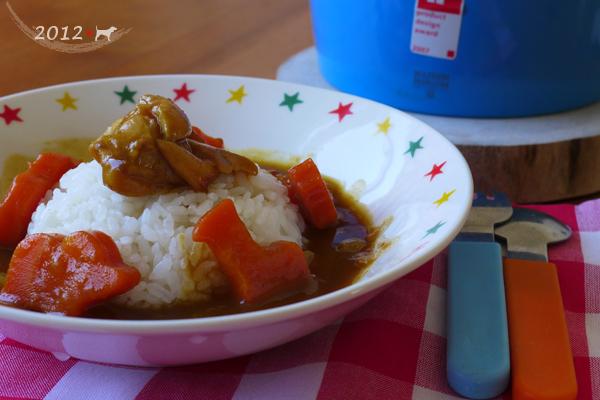 20121116-動物雞肉咖哩飯-06