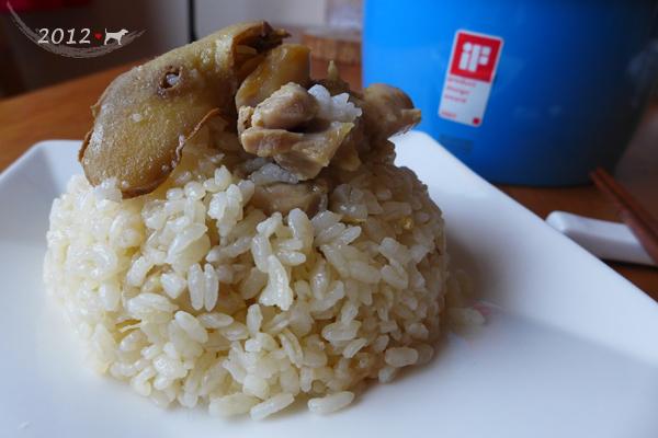 20121125-麻油雞飯-01