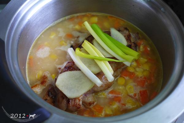 20121204-薑味雞肉炊飯-07
