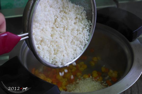 20121204-薑味雞肉炊飯-11