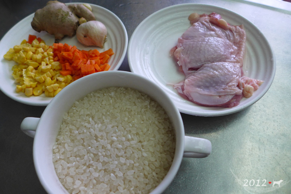 20121204-薑味雞肉炊飯-18