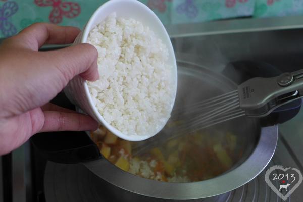 20120105-雞肉雜炊飯-10