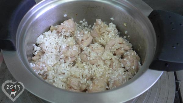 20130531-雞肉菇菇蛋鬆飯-13