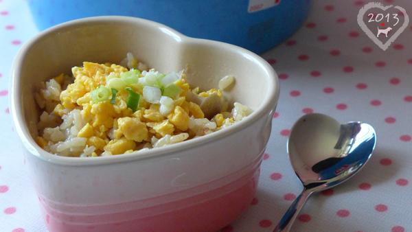 20130531-雞肉菇菇蛋鬆飯-01