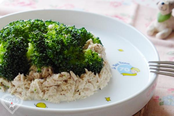 20130706-綠花椰拌鮪魚醬-14