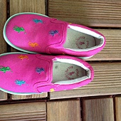 01-RL布鞋(鞋底18CM) NT300