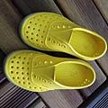 03-NATIVE 黃色miller NT250(鞋底約15CM)
