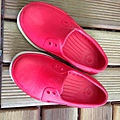 04-NATIVE 紅色HOWARD NT200(鞋底約15CM)