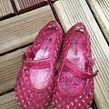 14-OLD NAVY果凍鞋(鞋底約15CM)-NT100