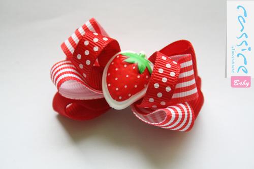 美式立體-草莓-單支90