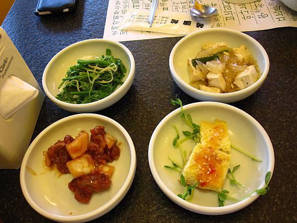 西那不落正統韓式料理 13