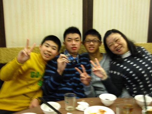 賀新年 來福星餐廳  05