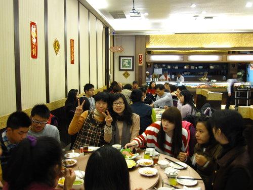 賀新年 來福星餐廳 13